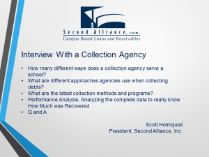 Interview with a Collection Agency